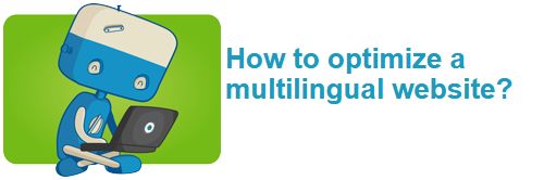 How to optimize a multilingual website?